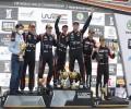 2021 Ypres Rally Belgium - Final podium (DPPI / Gregory Lenormand)