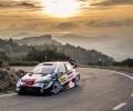 2021 WRC - RallyRACC Catalunya - E. Evans/S. Martin (DPPI / N. Katikis)