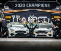 2020 Junior WRC Champions at ACI Rally Monza