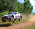 FIA CODASUR Rally Championship 2019 - Rally de la Tierra Colorada, Argentina - D. Dominguez/H. Nunez