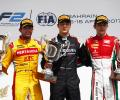 Formula 2, F2, motorsport, Bahrain, FIA