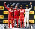 F1, Formula 1, Motorsport, FIA, Hungarian Grand Prix