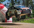 FIA ERT Baltic - Rally Estonia - O. Solberg / P. Johnston