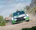 FIA ERT Central - Rally Cesky Krumlov - Jan Kopecky / Pavel Dresler