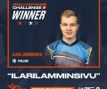 FIA Rally Star - #RallyAtHome Challenge 5 winner