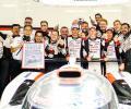 WEC, 24 Heures du Mans, Motorsport
