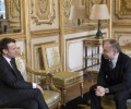 Jean Todt, Emmanuel Macron, FIA, Road Safety, Motor Sport