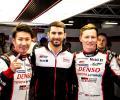 WEC, 6 Hours of Shanghai, Motorsport