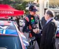 2020 Rallye Monte-Carlo - FIA President Jean Todt & Thierry Neuville (Bastien Roux)