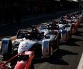 Formula E race Calendar