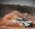 ARC - Bandama Rally Ivory Coast - Baryan/Sturrock