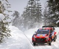 2021 WRC - Arctic Rally Finland - O. Tänak / M. Järveoja (photo Jaanus Ree / Red Bull Content Pool)