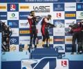 2021 WRC - Acropolis Rally Greece - Final podium