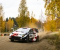 2021 WRC - Rally Finland - E. Evans/S. Martin (Red Bull Content Pool / Jaanus Ree)