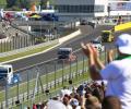 ETRC, Race of Hungaroring