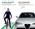 road safety, 3500LIVES, julian alaphilippe, mick schumacher,