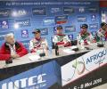 wtcc, morocco, main race, rob huff, conference