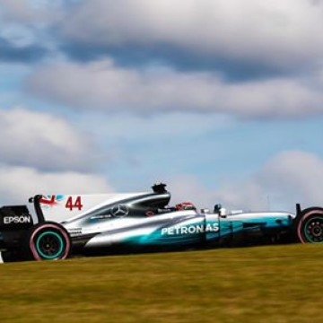 #F1 - @lewishamilton (@mercedesamgf1) topped the second free practice session of the #USGP 🇺🇸 #Motorsport #Racing