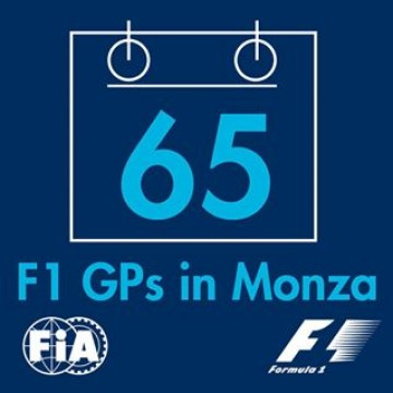 #Monza is the circuit which hosted most #F1 GP #ItalianGP #FormulaOne #Formula1 #Italy #Motorsport #Racing