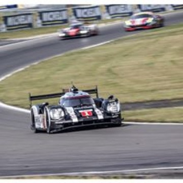 In the second 90-minute Free Practice session on day one of the #6hNurburgring weekend the no1 Porsche 919 hybrid, driven by @mark_webber_officle, set the fastest time of the day #WEC #Endurance #Nurburgring #Germany #Porsche #6hNurburgring #Mark #Webber