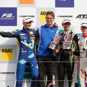 #FIAF3 British driver @landonorris, who is supported by the McLaren Formula 1 team, scored his seventh win of the season in the 2017 @fiaf3europe Championship #formula3 #Zandvoort #motorsport #racing