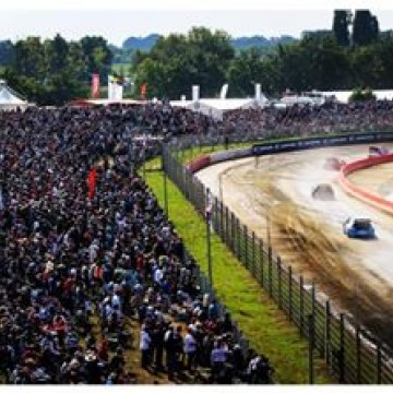 #WorldRX The @FIAWorldrx will move to Brittany in north-west France this weekend for the most well-attended round of the World Championship: the Bretagne World RX of #France. Last year's race attracted a record crowd and the 2016 edition will be even more special as it marks the 40th anniversary since rallycross was first introduced in France. #Motorsport #Racing #Rallycross