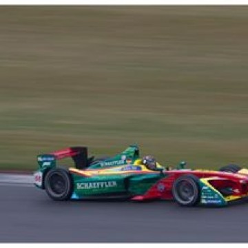 #FE - @daniel_abt put the Abt Schaeffler Audi Sport team at the top of the time sheets on the final of day of testing #FormulaE #Daniel #Abt #Testing #motorsport
