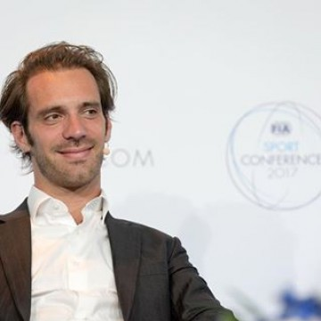 @fiaformulae star @jeanericvergne discusses the potential future of virtual racing at the 2017 #FIASportConference. See videos from the FIA Sport Conference on the official FIA Facebook page. #Motorsport #Racing