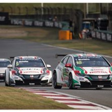 #WTCC @hondaracingwtcc Saturday at @fia_wtcc Race of China on a high note with victory in Manufacturers Against the Clock (WTCC MAC3) at the Shanghai International Circuit. #motorsport #racing #race #china