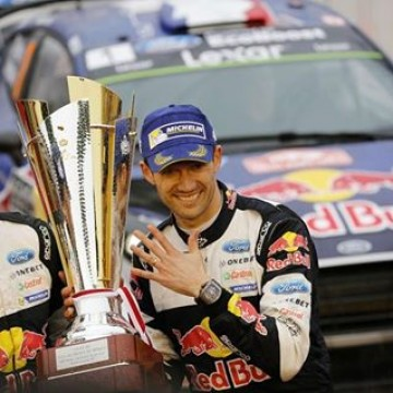 #WRC - Sébastien Ogier held station on the fourth and final day of #RAMC2017 to claim victory in his first rally since changing to @msportltd with co-driver Julien Ingrassia. The four-time FIA @officialwrc Champion and local hero managed the tricky conditions through the final day, with unpredictable weather forcing difficult decisions on tyre choice. #Motorsport #Racing