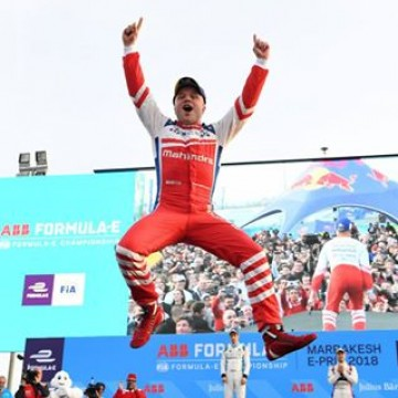 #FormulaE - @frosenqvist ( @mahindraracing ) won the 3rd round of the @fiaformulae championship in Marrakesh with @sebastien_buemi second and @sambirdracing third 🇲🇦 Victory in Morocco sees the Swede overtake Sam Bird at the top of the drivers' standings afters three races with 54 points #Marrakesheprix #Motorsport #Racing