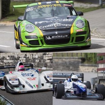 #EHCC Round 10 held at St Ursanne-Les Rangiers on 20-21 of August! #HillClimb #Motorsport #Racing