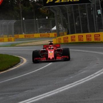 #F1 - Sebastian Vettel (@scuderiaferrari) topped the last free practice session of the #AusGP 🇦🇺 #Motorsport #Racing