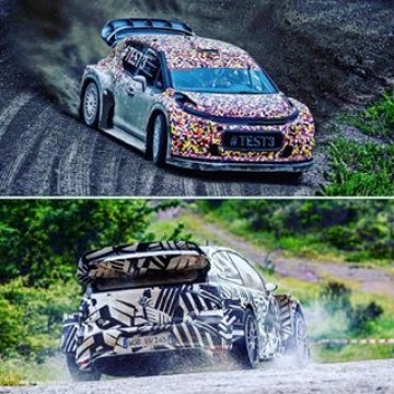 #WRC - The Evolution of the 2017 World Rally Car - head to fia.com for insights into the next generation of @officialwrc #cars #rallycars #2017WRC #FIA #motorsport #worldrallychampionship