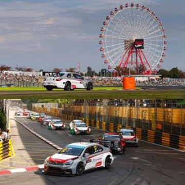 "#WTCC @pechito37 reveals his best @FIA_WTCC wins.  #5: In the wheel tracks of idol @oficialayrtonsenna, 2014 ""Not just because it was #Suzuka but it was the place where my idol #AyrtonSenna won his world championship and it's where I got my world championship as well. It was my first world championship and it will always be very special."" #4 : Mighty in mythical #MacauGP, 2014 ""Arriving to that mythical track for my first time against my very special team-mate @yvanmullerofficiel, who had won there many times before. I never expected to arrive there and win and that was amazing. I was afraid of the walls because I had some very bad memories from a street circuit in #Argentina where I had some crashes. Even if I had already won the championship I wanted to win there. There was also the record of winning the most races in one season so I knew if I could win one more race it would be very special."" # Racing #Touring #TouringCars #Motorsport #RaceofJapan #RaceofMacau"