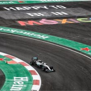 #F1 @lewishamilton quickest in opening #MexicoGP practice  #Mexico #Lewis #Hamilton #formulaone #formula1 #motorsport #Mercedes #FP1