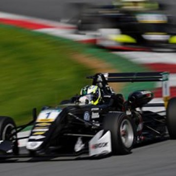 #F3 - Joel Eriksson (@motopark_com) already having won the 26th race of the @fiaf3europe Championship season, he also won the 27th race of the year a few hours later 🇦🇹 #Motorsport #Racing