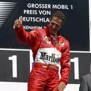 #F1 #OnThisDay in 2002 Michael #Schumacher won the #GermanGP, held for the first time in the new layout of the #Hockenheim circuit. This was the 2nd win for Michael in his home race, the first at the wheel of a @scuderiaferrari. Schumacher has won four times the German Grand Prix (1995, 2002, 2004 and 2006) and a total of nine races held in his country, having collected five successes in the #EuropeanGPwhen this race was hosted at the #Nurburgring circuit (1995, 2000, 2001, 2004 and 2006.) #keepfightingmichael #motorsport #racing #Michael #Schumacher