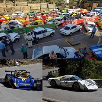 Some shots from #Historic #HillClimb championship Round 10 Coppa del Chianti Classico #motorsport #racing