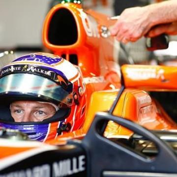 #F1 Look who is back for the #MonacoGP @mclaren @jensonbutton_22 @hondaracingf1 #Formula1 #Monaco #Motorsport #Racing #JensonButton #Button