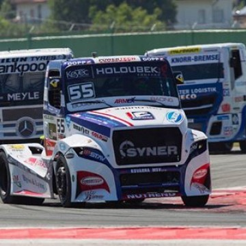 #ETRC Adam Lacko and Jochen Hahn took a victory each at #Misano this afternoon as the @fia_etrc_official again thrilled with some action-packed racing. #Truc #motorsport #racing