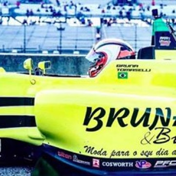 @brunatomaselli will compete this weekend at Toronto in USF2000 with @teampelfrey  Wish you all the best and huge support for your race! 💪🏽👊😃 @indycar  #fia #fiawim #raceweekend #womeninmotorsport #supporting #brunatomaselli #indy #toronto #canada #women #racing #motorsports #braziliangirl