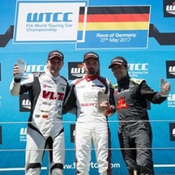 #ETCC Czech Petr Fulín moved to within a point of the @fia.etcc title lead with his second win of the season in Race 1 at the @nuerburgring Nordschleife as Igor Stefanovski took the Race 2 spoils, the Macedonian driver's first triumph since the 2016 season finale #Nurburgring #motorsport #racing