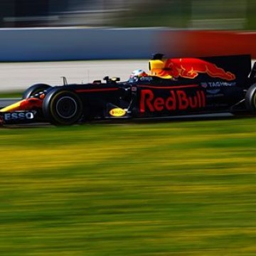 #F1 Second week of #F1Testing has just started at @circuitdebcncat! @danielricciardo will be on track today for @redbullracing #Formula1 #Barcelona #Motorsport #Racing