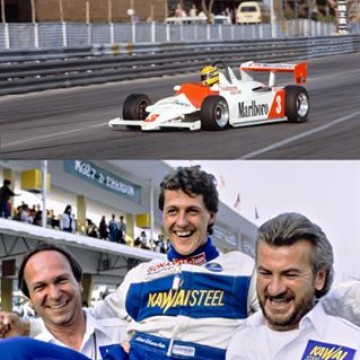 #FIAF3WorldCup Two drivers have won the #F3 #MacauGP and the #F1 World Championship: Ayrton #Senna and Michael #Schumacher. The Brazilian won the first edition of the race in 1983, the German did it in 1990. Together they have won ten titles: Michael seven, Ayrton three. #motorsport #racing #Formula3
