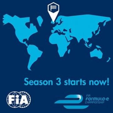 #FormulaE Season 3 starts today with the @doningtonpark tests! #FE #motorsport #racing @fiaformulae