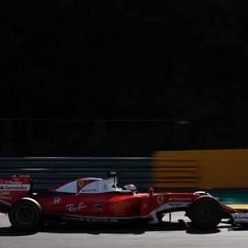 #F1 Kimi #Raikkonen puts @scuderiaferrari on top in #FP3 #f1 #formulaone #formula1 #Kimi #Raikkonen #Ferrari #BelgianGP #motorsport #Spa