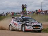 ERC Czech Rally Zlin