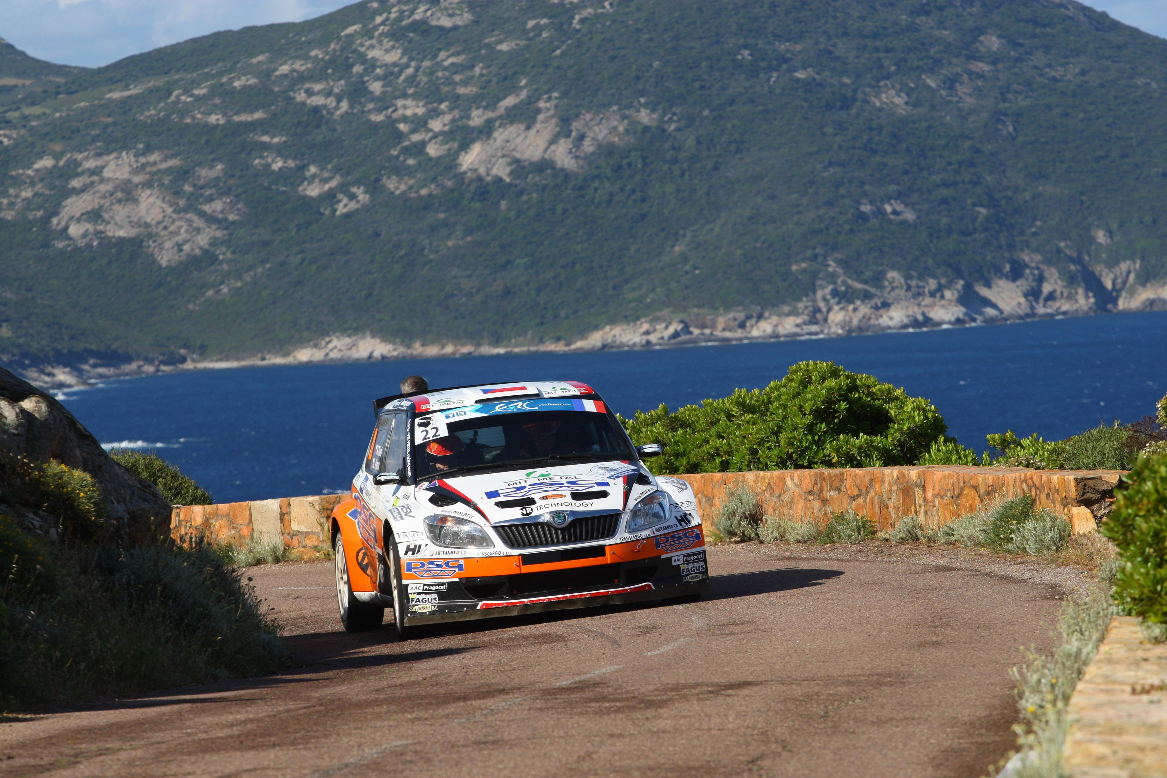 ERC 2013 - Giru di Corsica-Tour de Corse